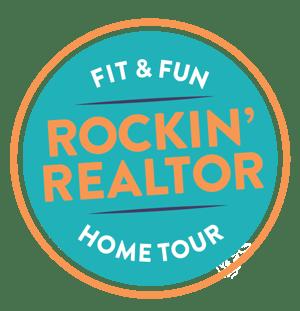 Fit & Fun Rockin' Realtor Home Tour